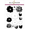 Altenew Ethereal Beauty Floral Stamp Set