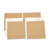 Spellbinders Platinum Pack 5 Cork Corrugated Cardboard Balsa Wood