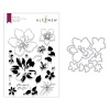 Altenew Floral Art Stamp & Die Bundle