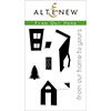Altenew From Our Home Stamp Set
