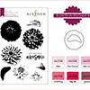 Altenew Build A Flower: Flourishing Zinnia & Ink Bundle