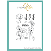 Studio Katia You'Re So Sweet Stamp Set