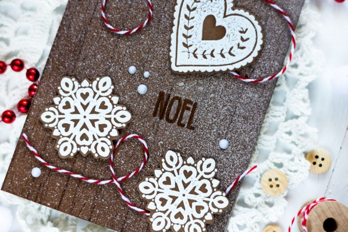 Altenew Peace Love Joy. Holiday Cookiesl. Card by Svitlana Shayevich