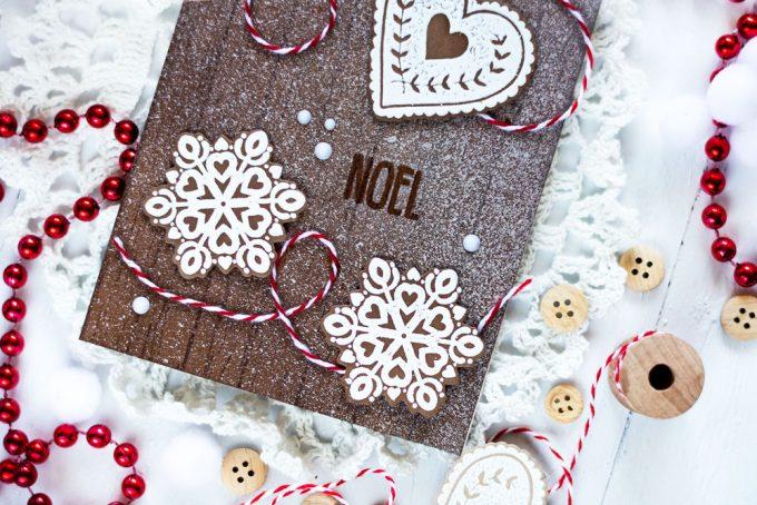Altenew Peace Love Joy. Holiday Cookiesl. Card by Svitlana Shayevich