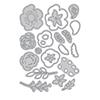 Altenew Layered Floral Elements Die Set