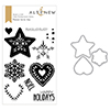 Altenew Peace Love Joy Stamp & Die Bundle