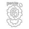 Altenew Peaceful Wreath Die Set