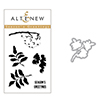Altenew Season'S Greetings Stamp & Die Bundle