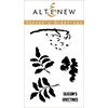 Altenew Season'S Greetings Stamp Set