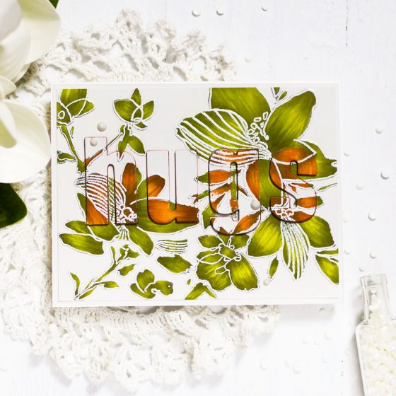 Altenew Artist Markers Release Blog Hop