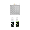 Altenew Beveled Squares Stencil & Ink Spray Bundle