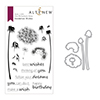 Altenew Dandelion Wishes Stamp & Die Bundle