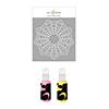Altenew Floral Mandala Stencil & Ink Spray Bundle