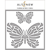 Altenew Flowing Butterfly Stencil