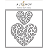 Altenew Flowing Hearts Stencil