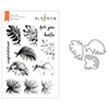 Altenew Wild Ferns Stamp & Die Bundle