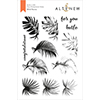 Altenew Wild Ferns Stamp Set