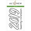 Altenew 2019 Stamp Set