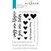 Altenew Love Letters Stamp Set