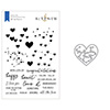 Altenew All The Hearts Stamp & Die Bundle