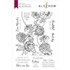 Altenew Beautiful Blossoms Stamp Set