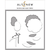 Altenew Bloom & Bud Mask Stencil