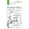 Altenew Gift From Heaven Stamp Set