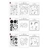 Altenew January 2019 Coordinating Stamp & Die & Mask Stencil Bundle