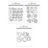 Altenew January 2019 Floral 3D Die Bundle