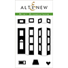 Altenew Mini Brownstone Stamp Set