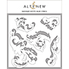Altenew Baroque Motifs Mask Stencil