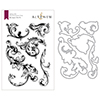 Altenew Baroque Motifs Stamp & Die Bundle