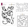 Altenew Baroque Motifs Stamp & Die & Mask Stencil Bundle