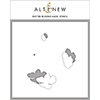 Altenew Dotted Blooms Mask Stencil