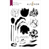 Altenew Exotic Tulips Stamp Set