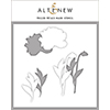 Altenew Frilled Petals Mask Stencil