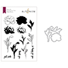 Altenew Frilled Petals Stamp & Die Bundle
