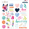 Altenew Live Your Dream Chipboard Stickers