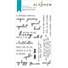 Altenew Reason To Smile Stamp Set