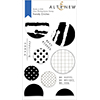 Altenew Trendy Circles Stamp Set