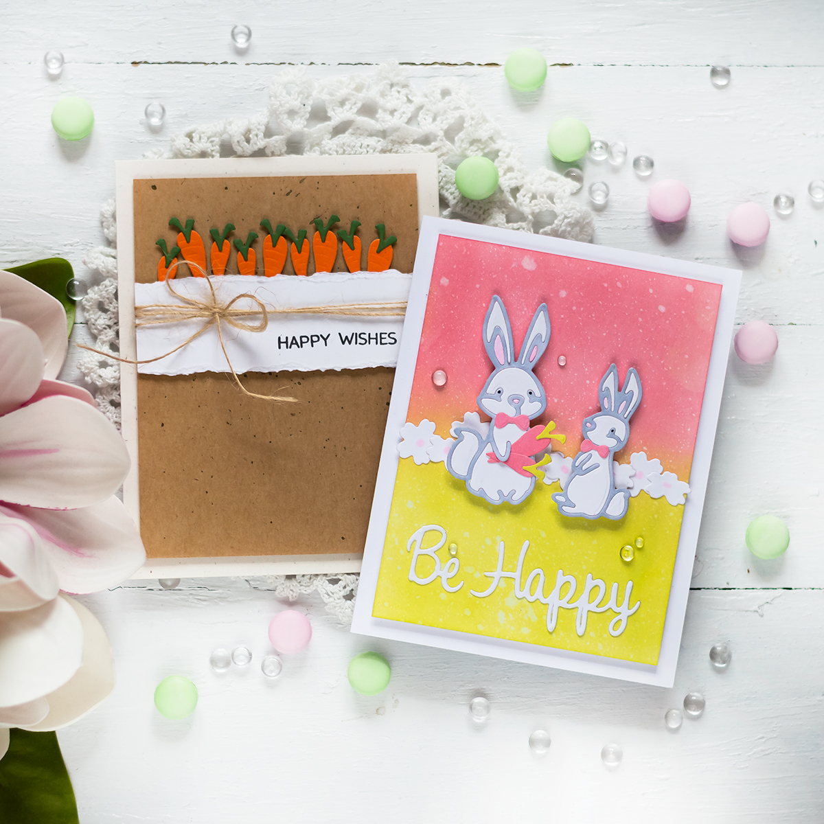 Spellbinders | March Small Die Of The Month · Craft Walks
