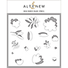 Altenew Bold Bunch Mask Stencil