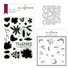 Altenew Bold Bunch Stamp & Die & Mask Stencil Bundle