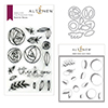 Altenew Rennie Roses Stamp & Die & Mask Stencil Bundle