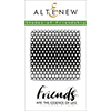 Altenew Shades Of Friendship Stamp Set