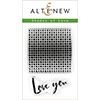 Altenew Shades Of Love Stamp Set