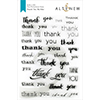 Altenew Thank You Builder Stamp Set
