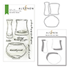 Altenew Versatile Vases Stamp & Die & Mask Stencil Bundle
