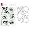 Altenew Wallpaper Art Stamp & Die Bundle