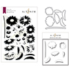 Altenew Beloved Daisy Stamp & Die & Mask Stencil Bundle